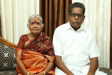 Mr.S.Shanmugavelu & Mrs.S.Velammal